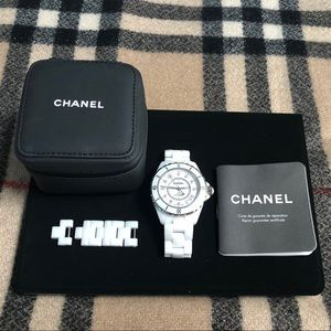 Chanel J12 38mm automatic